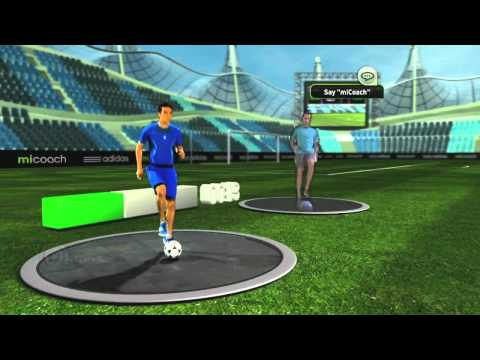 Видео № 0 из игры Adidas MiCoach [PS3]