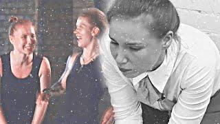 Анна Горохова & Ксения Милас || Малышка [Пацанки 3]