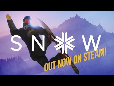 SNOW 1.0.0 Launch Trailer thumbnail