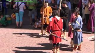 preview picture of video 'Fiere delle Messi, San Gimignano (SI) - Viaggi nel Verde'