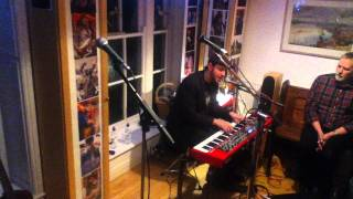 Matt Simons ~ Fall in Line ~ House Concerts York ~ 17.12.11