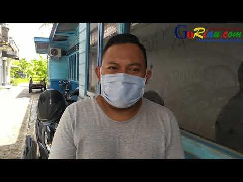 VIDEO: Masyarakat di Kepulauan Meranti Terapkan Penggunaan Masker saat Berkendara