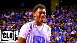Dakari Johnson Kentucky Mixtape - 2015 NBA Draft Pick - Kentucky Wildcats Basketball