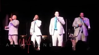 "All-4-One ""So Much In Love"" @ Yoshi's Oakland, CA 10-5-2014"