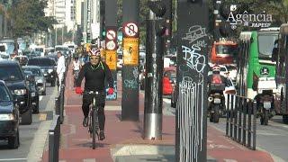 Benefícios da bicicleta superam malefícios do ar