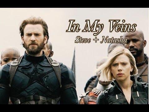 Natasha + Steve || Call It What You Want [+Infinity War