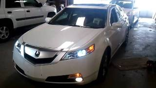How To Use Remote Engine Start On Acura TLX DownloadonYouTubecom - Acura tl remote start
