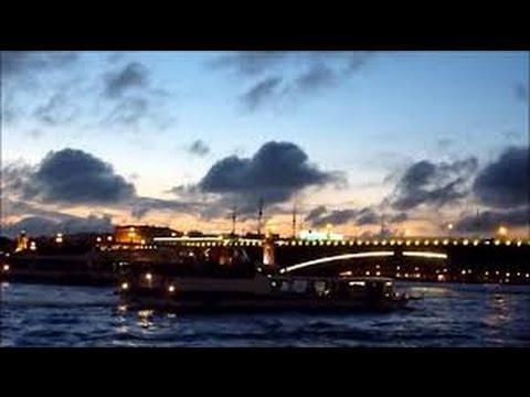 Saint Petersburg Russia White Nights in St. Petersburg