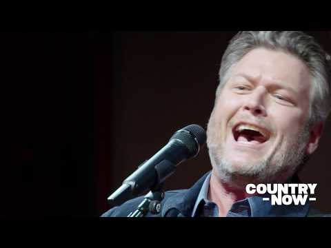 Blake Shelton Was Having A 'Pity Party' Before 'God's Country'