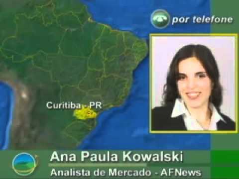Boletim AF NEWS 10/03/11   Entrevista com Ana Paula Kowalski