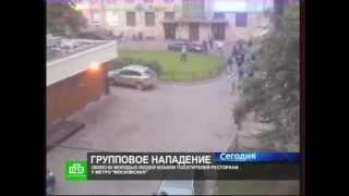 Фанаты Зенита проводили дагестанцев на выезд