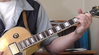 Eddie Taylor Guitar Lesson - Turnarounds In A/Bad Boy