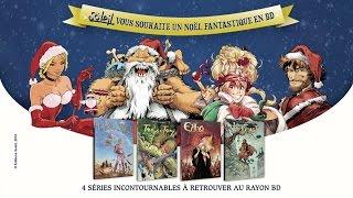 Les Editions Soleil vous souhaitent un Noël Fantastique ! - Autres - TROLLS DE TROY