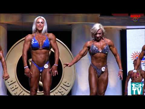 Arnold Classic Columbus 2016 Pro Womens Physique International Final