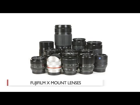 Hands-On Review: A Guide to Fuji X Mount Lenses