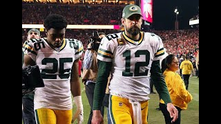 Why Packers Aaron Rodgers is not a Top 5 NFL Quarterback