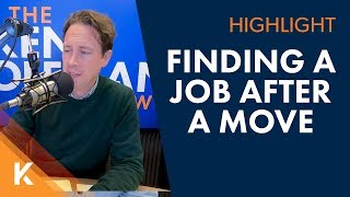 When to look for a job before moving