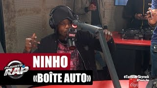 "Ninho ""Boîte Auto"" #PlanèteRap"