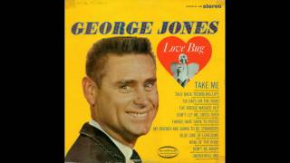 George Jones - All My Friends Are Going To Be Strangers (Stereo)
