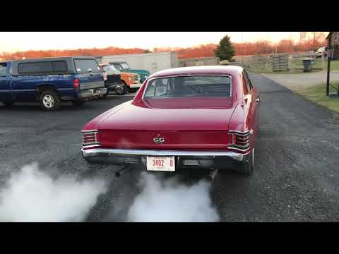 Video of '67 Chevrolet Chevelle Malibu located in Indiana - $44,900.00 Offered by 500 Classic Auto Sales - P7S2