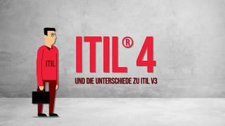 Video: ITIL 4 und die Unterschiede zu ITIL v3