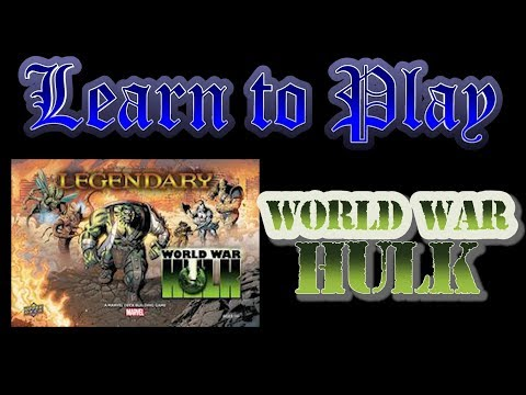 Learn to Play: World War Hulk