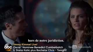 Castle 7x16 'The Wrong Stuff' Promo ABC vostfr