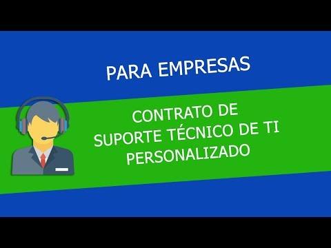 Contrato de Suporte Técnico para Empresas em Barueri e Região