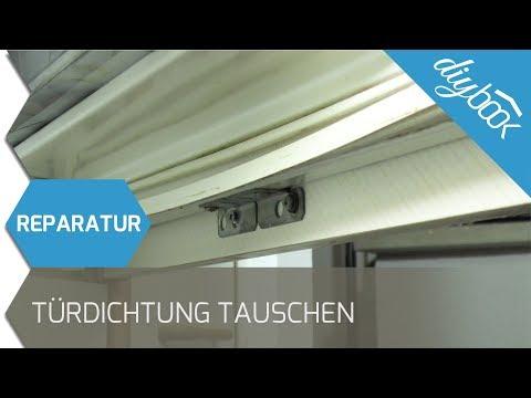 Kühlschrank - Türdichtung tauschen