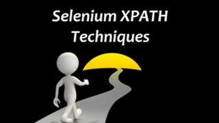 Selenium Xpath Tutorial