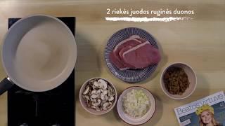 Beatos Virtuvė   Zrazai