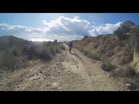 Alicante-Puntes de Gosalvez-El Campello-Alicante 5-02-2017