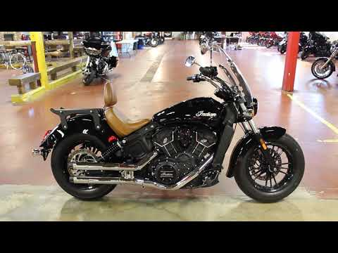 2016 Indian Scout® Sixty in New London, Connecticut - Video 1