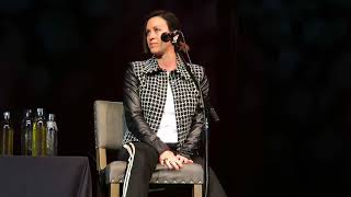 Alanis Morissette - Right Through You (Acoustic) Live at the Grand Casino - Shawnee OK 3/16/2018