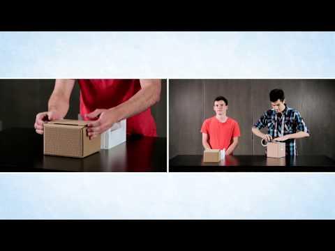 Rapid Packing Container za brže pakovanje robe u kartonske kutije