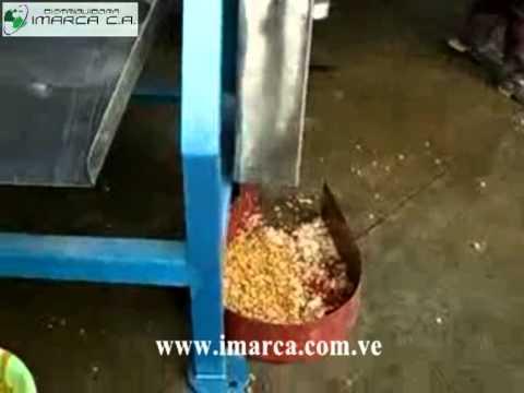 IMARCA Despulpadora de frutas 1000 kg horas