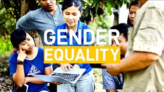 Why gender equality matters to Unilever