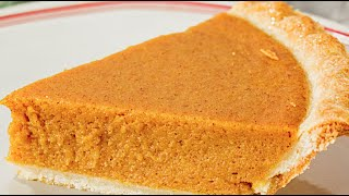 Southern Brown Butter Sweet Potato Pie