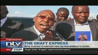 Graft Express: CRBC dominated the SGR project from design to engineering