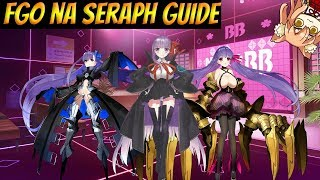 Fate Grand Order NA CCC / SERAPH COMPLETE Guide, Tips & Farming