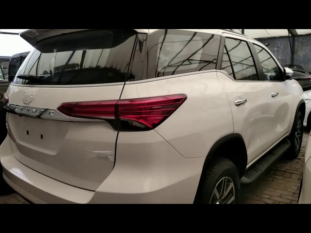 Toyota Fortuner 2.7 G 2020 for Sale in Lahore