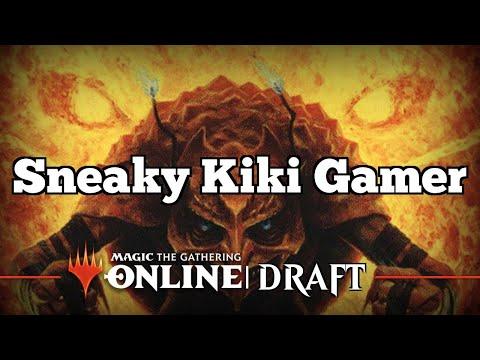 Sneaky Kiki Gamer   Vintage Cube Draft   MTGO