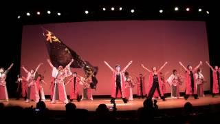 雷桜-NEWYEARYOSAKOI2014-
