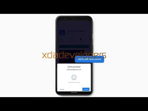 Google-Pixel-4-Face-Unlock-for-payments