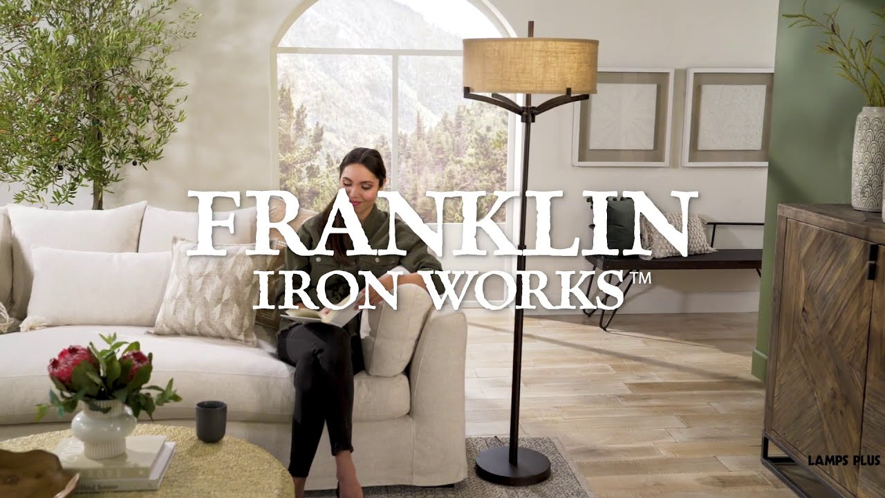 Video About the Tremont Floor Lamp