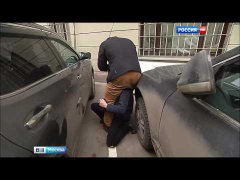 Кайтмазов избивает мужчину в эфире Вестей
