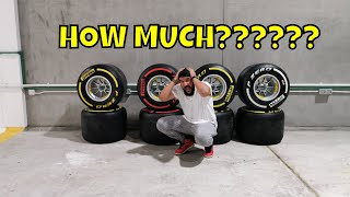 I BOUGHT 2020 FORMULA 1 WHEELS AND TIRES THANKS TO COVID-19