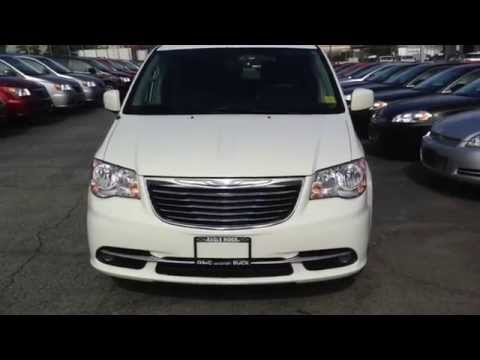 2014 Chrysler Town & Country for sale at Eagle Ridge GM in Coquitlam, BC