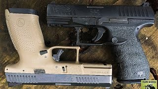 CZ P10C VS Walther PPQ : More than You Want to Know.