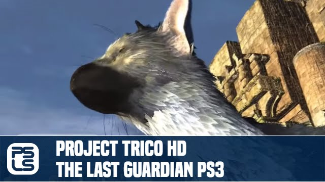 The Last Guardian Is Team Ico's Latest